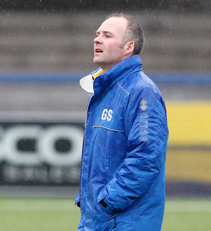 Hot streak: Garth Scates' Bangor are on a five-match winning run