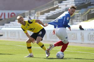 Proven talent: Mark Sykes has enjoyed a fine first season with Oxford United