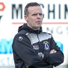 Dungannon Swifts boss Rodney McAree