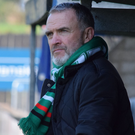 Entertainment call: Glentoran manager Mick McDermott