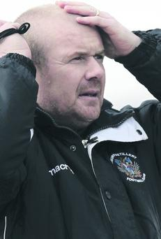 Tim McCann said he gave his all for Lisburn Distillery