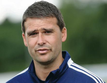 David Healy left Bury at the end of last season