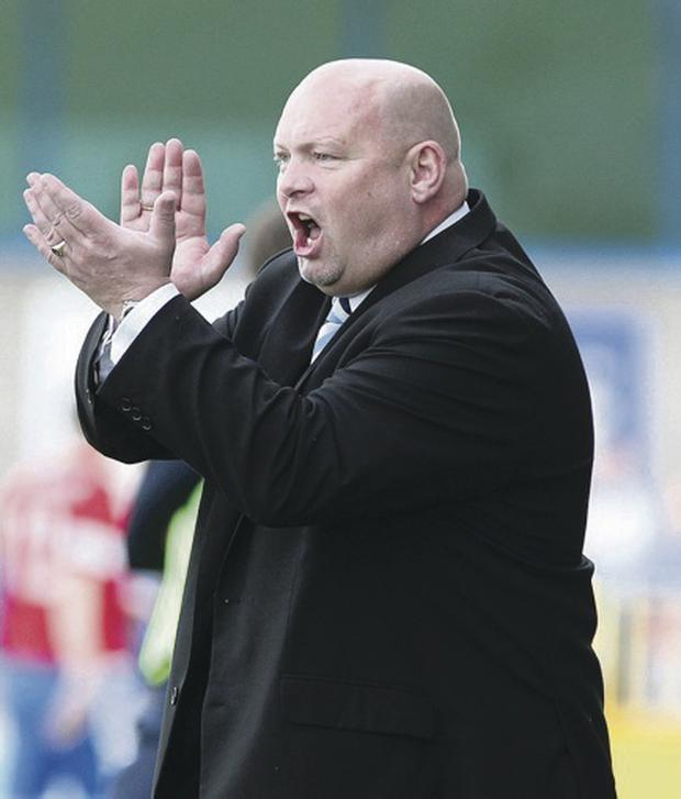 David Jeffrey's Linfield sent a powerful message to the rest of the Premiership