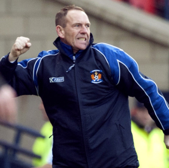 New Derry City manager Kenny Shiels