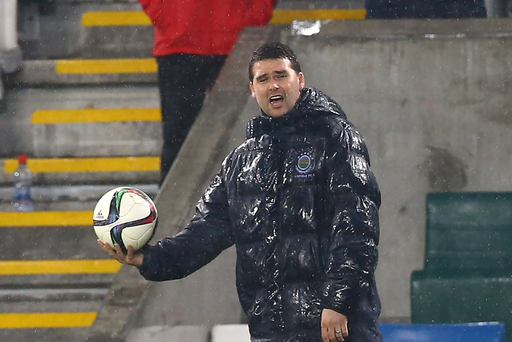 Needs to strengthen: Linfield boss David Healy must add fresh talent to the squad