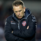 Bad run: City boss Kenny Shiels