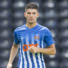 Jordan Jones has been invited to a Northern Ireland training camp