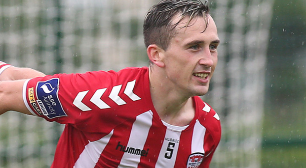 Patience pays dividends as the Derry City strike late