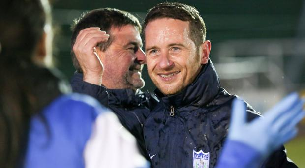 No fear: Darren Mullen says his side can rock the Blues