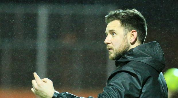 Warrenpoint Town manager Stephen McDonnell