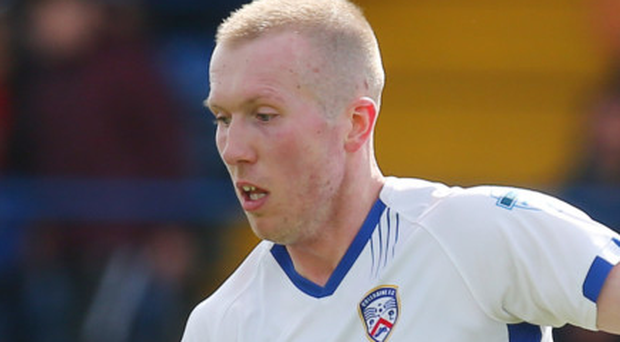 New chapter: Stephen Dooley has left Coleraine for Rochdale