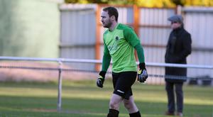 Vital stop: Institute keeper Marty Gallagher
