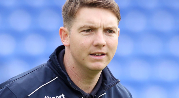 Bouncing back: Assistant boss Kevin Deery