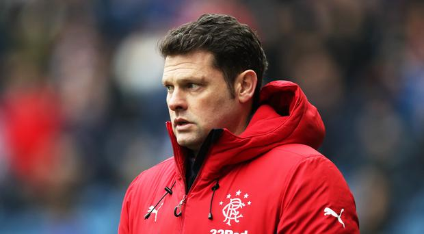 Pushing on: Graeme Murty has urged the youngsters to build