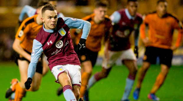 Golden memories: Rory Hale fondly recalls his previous visits to Molineux while playing for Aston Villa's Under-23 side
