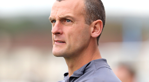 Big battle: Oran Kearney can see major title competition