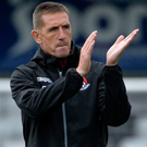 Rising pressure: Stephen Baxter expects another tight title showdown