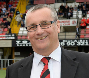 Warning: Crusaders chairman Ronnie Millar fears clubs will go bankrupt
