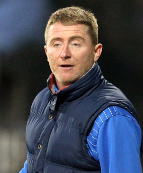 Dungannon Swifts manager Darren Murphy