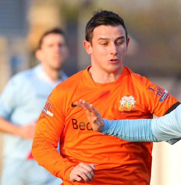 Back at it: Shane McCabe has returned to Ballinamllard