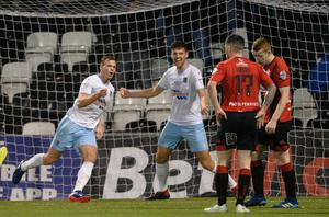 The Sky Blues can take heart from Leroy Miller's winner in the League Cup semi-final at Seaview