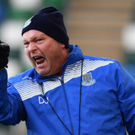 Pointing the way: David Jeffrey is relishing the chance to win his first trophy with Ballymena United, which would be the 32nd of his managerial career
