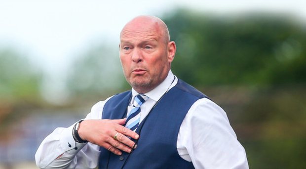 Silver lining: David Jeffrey has been no stranger to success throughout his managerial career