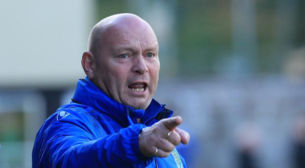 Tough decisions: David Jeffrey has reshaped his squad