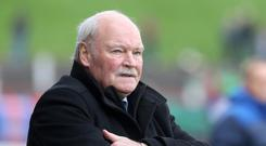 Manager Ronnie McFall
