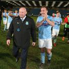 Follow my lead: David Jeffrey has concerns about an all-Ireland league
