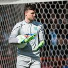 Star turn: Ross Glendinning shone for the Sky Blues