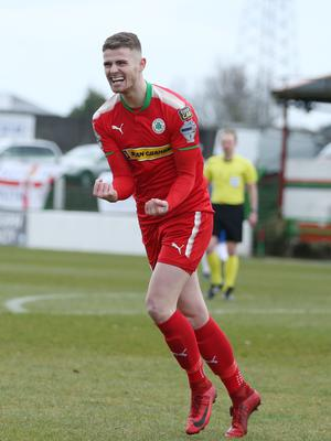 New man: Rory Donnelly has learned from his mistakes