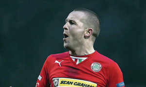 Marc Smyth says Cliftonville's starting XI is the best in the league