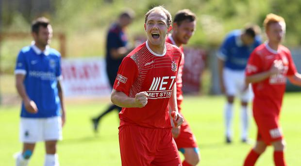 Pushing on: Ross Redman wants to topple the Reds