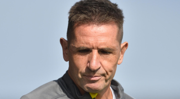 Outburst: Stephen Baxter was critical of the Crues last game