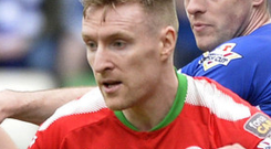Euro shot: Chris Curran wants Cliftonville to bounce back