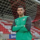 Happy at home: Joe Gormley is enjoying life back at Solitude