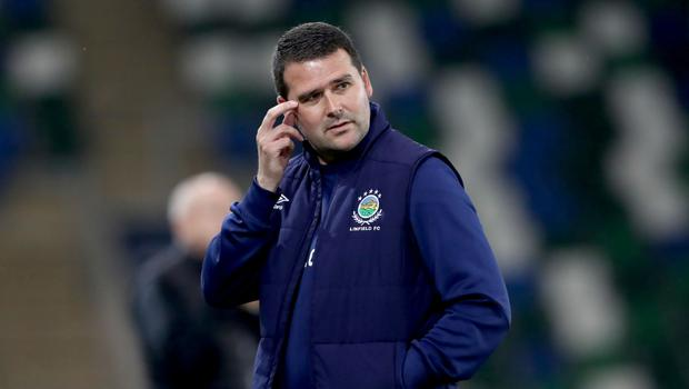 David Healy is frustrated by Linfield's inconsistency game-to-game