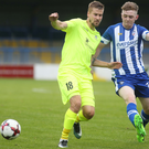 Challenge: Jamie McGonigle believes Coleraine can keep delivering