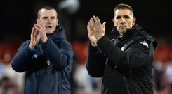 Oran Kearney and Stephen Baxter
