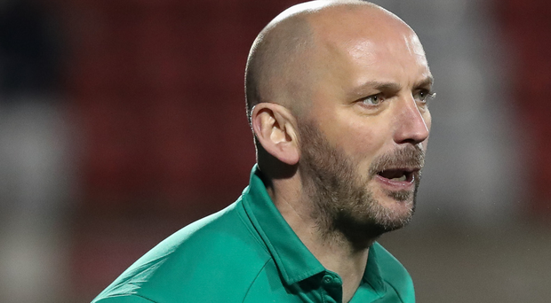 Praise due: Cliftonville boss Paddy McLaughlin says his players were self-motivated to atone for a poor start against Coleraine