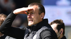 Club spat: Oran Kearney could be heading for the exit door