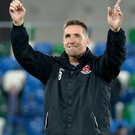 Keeping the faith: Stephen Baxter says Crusaders are taking it one game at a time