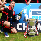 Crusaders are looking to hold on to the Gibson Cup.