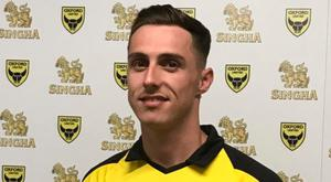 Gavin Whyte has made a flying start to his Oxford United career.