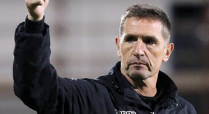 Nothing easy: Crusaders boss Stephen Baxter accepts they are a big scalp