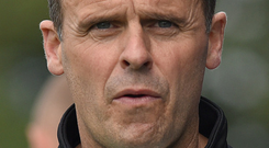 Caution: Swifts' manager Rodney McAree