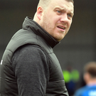 Angry man: David McAlinden blasted Carrick's performance