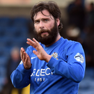 Up for cup: Gary Hamilton insists Glenavon are underdogs