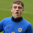 Rising star: Joel Cooper at Windsor Park this week